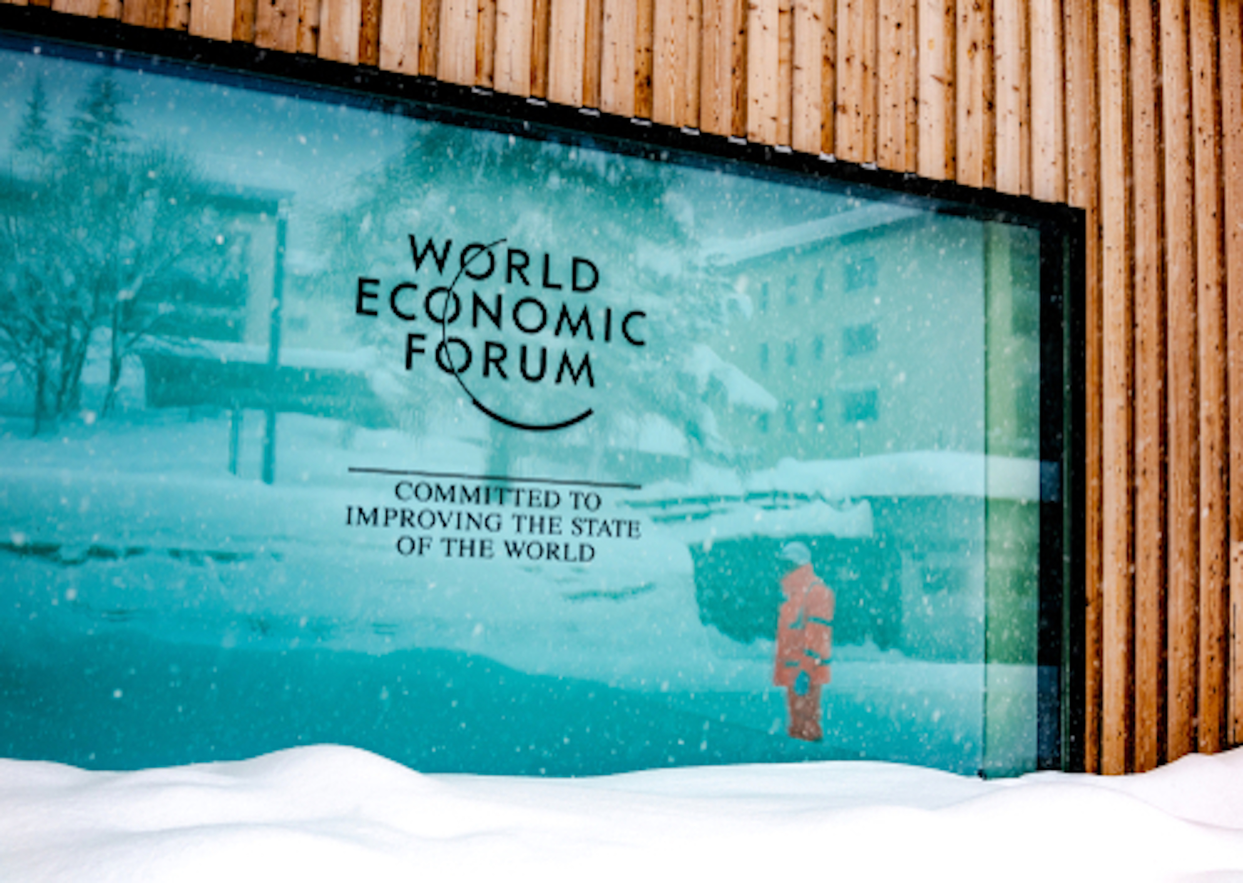 20 of the key moments at Davos 2021