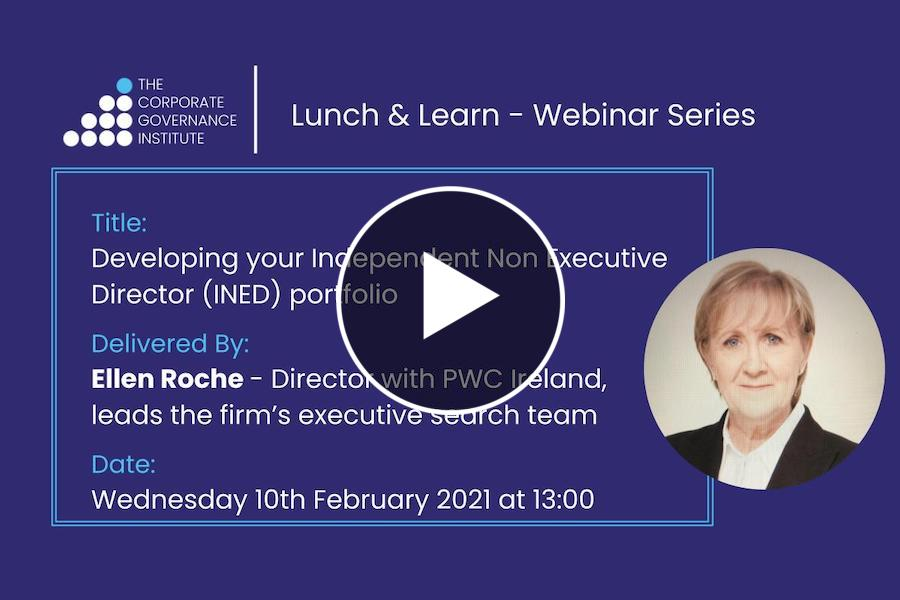 Developing your Independent Non Executive Director (INED) portfolio