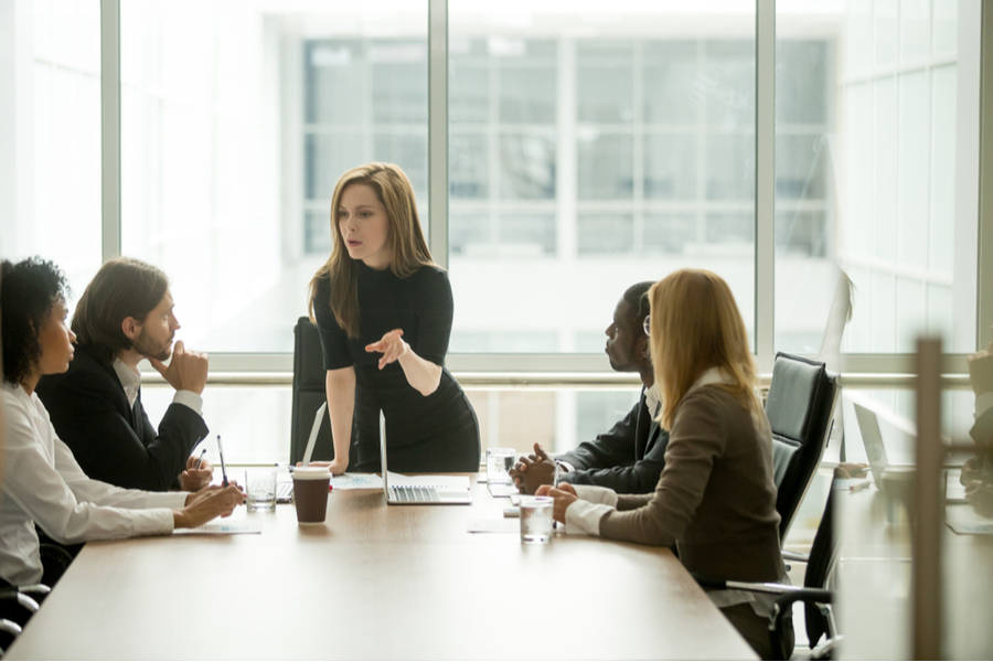 how to deal with conflict in the boardroom