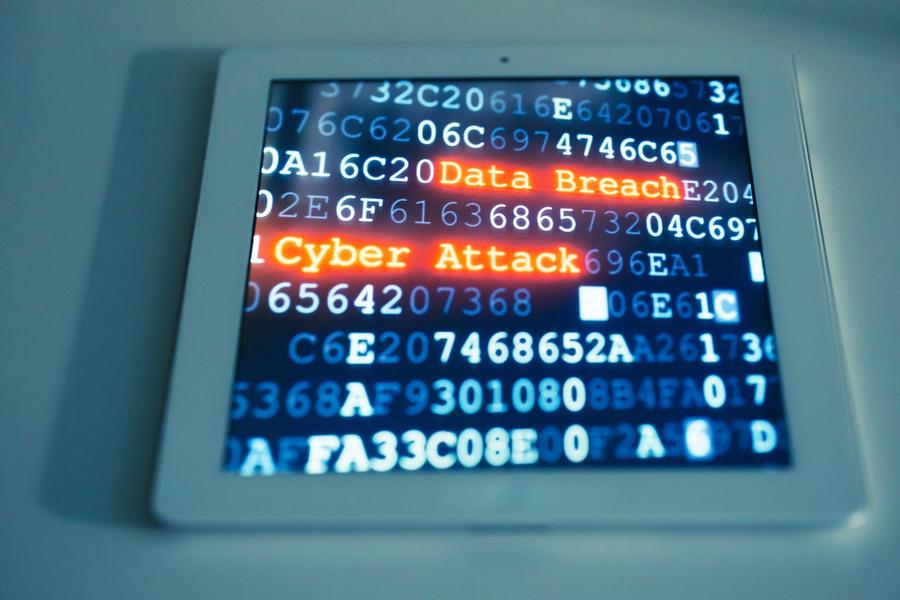 cyber attacks are a key risk