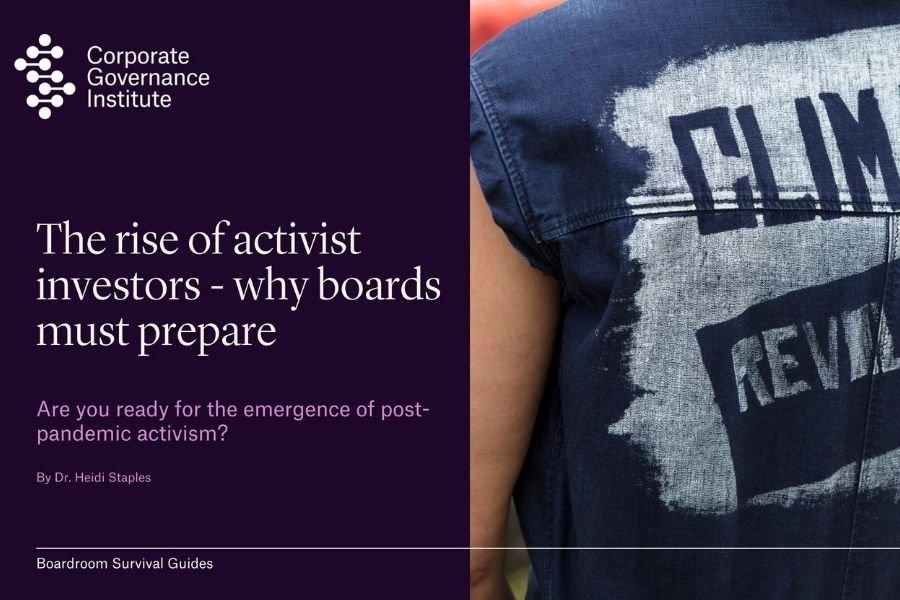 What are activist investors