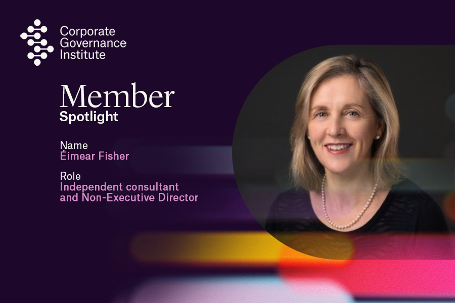 Eimear Fisher Member Spotlight