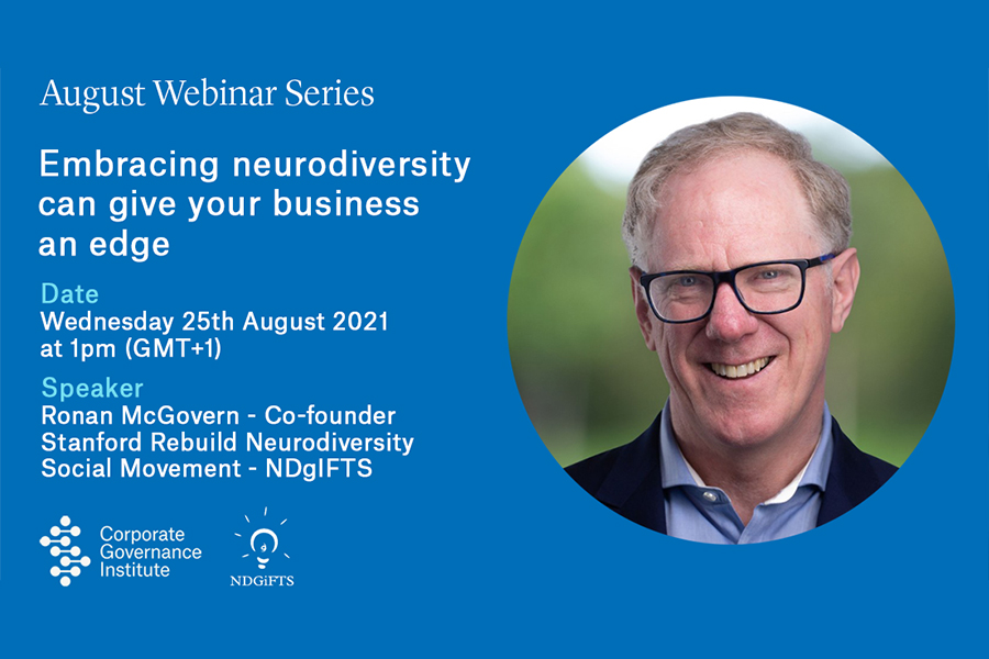 Embracing neurodiversity can give your business an edge