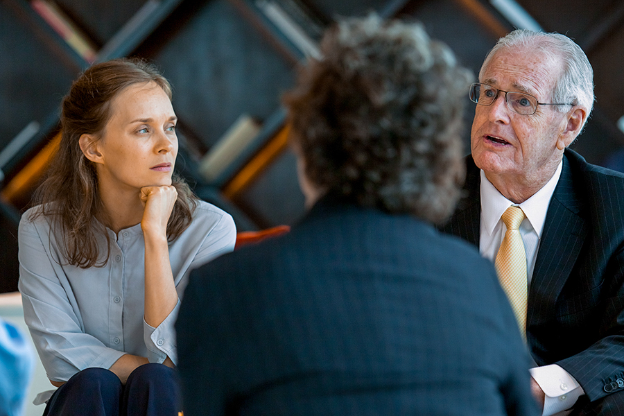 Can directors rely on advice from experts