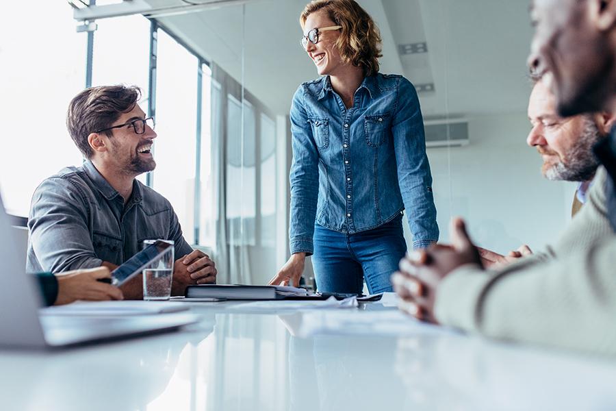 ESG creates a happier workforce